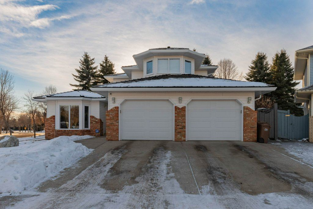 FEATURED LISTING: 20 ELLESMERE Drive St. Albert