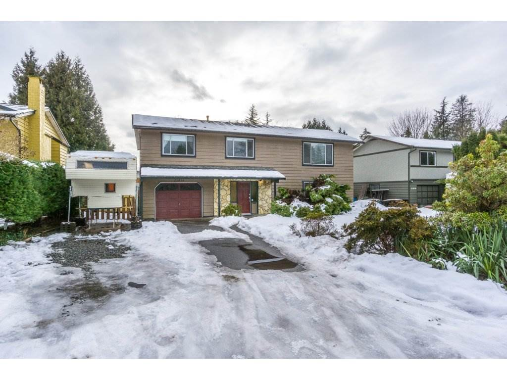 Main Photo: 21816 DOVER Road in Maple Ridge: West Central House for sale : MLS®# R2129870