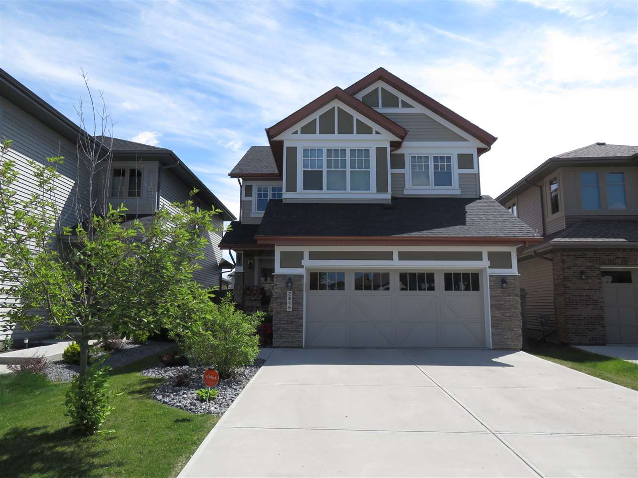 Main Photo: 2815 ANDERSON Place in Edmonton: Zone 56 House for sale : MLS®# E4114186