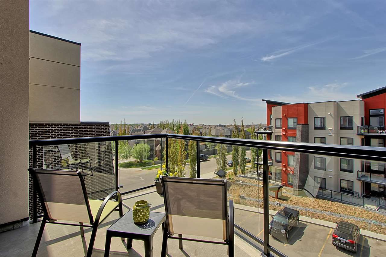 Main Photo: 403 304 AMBLESIDE Link in Edmonton: Zone 56 Condo for sale : MLS®# E4118756