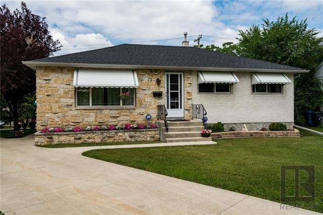 Main Photo: 13 Fontaine Crescent in Winnipeg: Windsor Park Residential for sale (2G)  : MLS®# 1820183