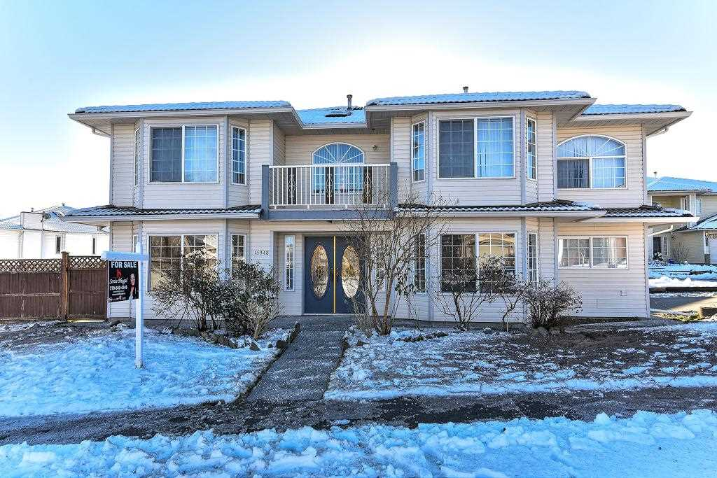 Main Photo: 15948 98 Avenue in Surrey: Guildford House for sale (North Surrey)  : MLS®# R2126494