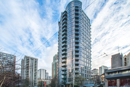 FEATURED LISTING: 705 - 1050 SMITHE Street Vancouver