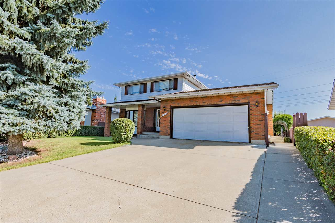 Main Photo: 11039 165 Avenue in Edmonton: Zone 27 House for sale : MLS® # E4080905