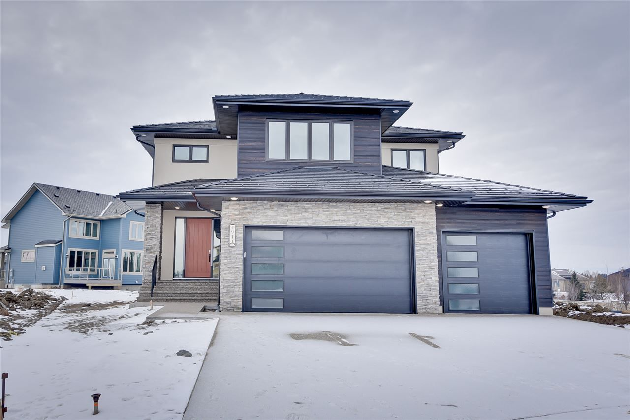 Main Photo: 4911 WOOLSEY Court in Edmonton: Zone 56 House for sale : MLS® # E4083781