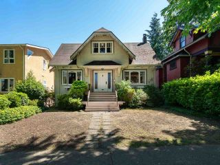 "Main Photo: 2854 W 38TH Avenue in Vancouver: Kerrisdale House for sale in ""KERRISDALE"" (Vancouver West)  : MLS®# R2282420"