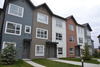 Main Photo: 116 2560 PEGASUS Boulevard in Edmonton: Zone 27 Townhouse for sale : MLS® # E4087943
