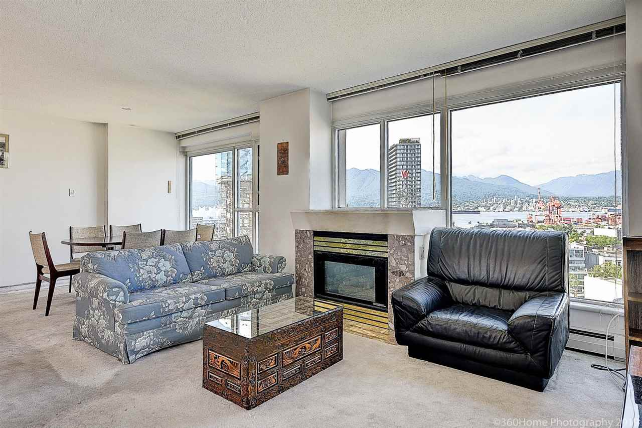 FEATURED LISTING: 1603 183 KEEFER Place Vancouver