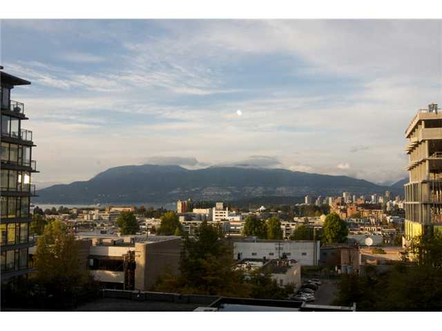 "Main Photo: 503 1633 W 8TH Avenue in Vancouver: Fairview VW Condo for sale in ""FIRCREST GARDENS"" (Vancouver West)  : MLS® # V916615"