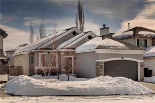 Main Photo: 246 CHAPARRAL Place SE in Calgary: Chaparral House for sale : MLS® # C4172141