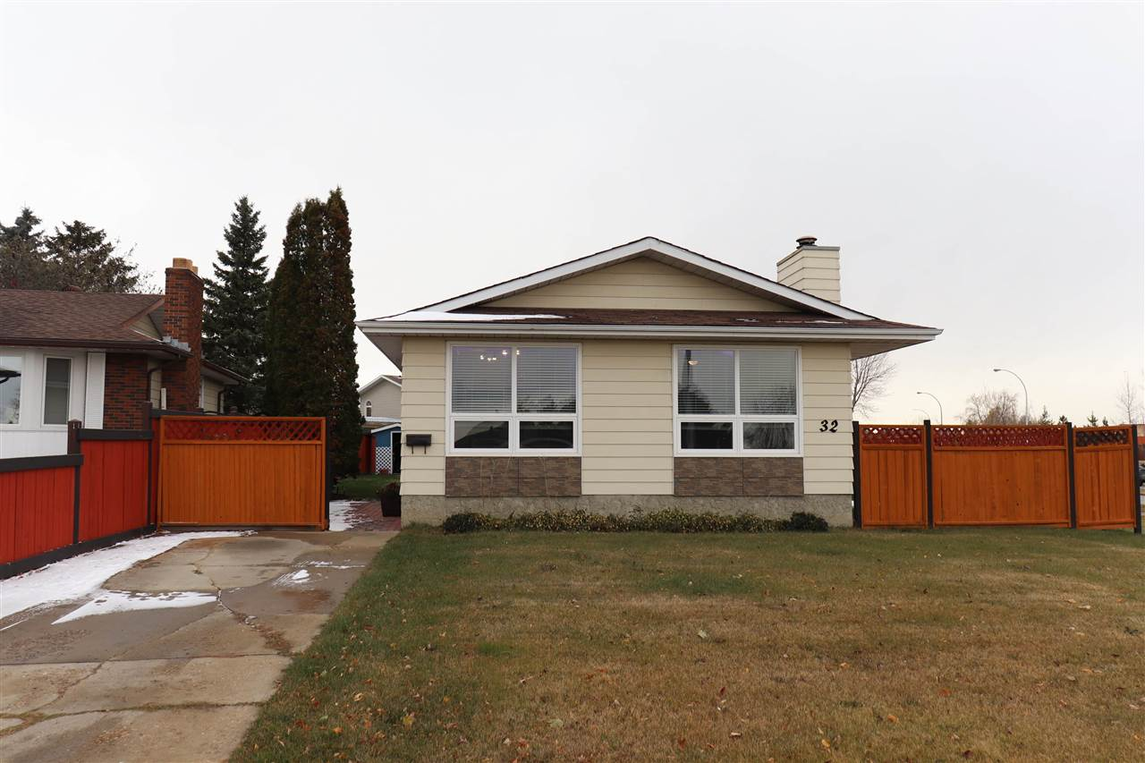 FEATURED LISTING: 32 HUNT Road Edmonton