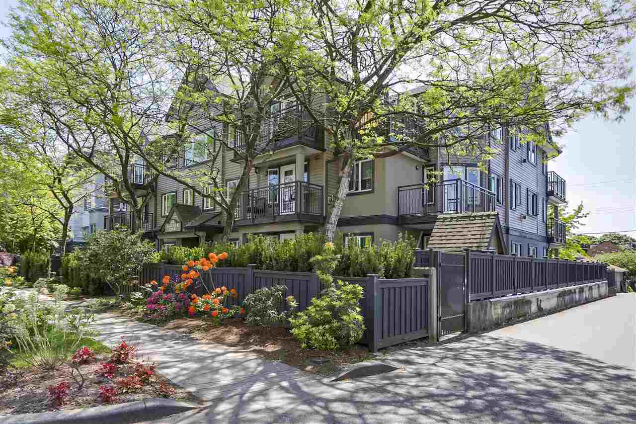 FEATURED LISTING: 106 - 1928 11TH Avenue East Vancouver