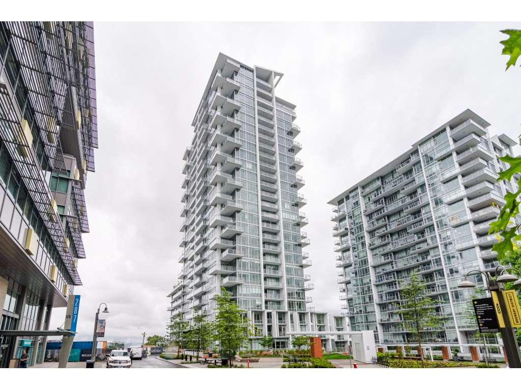 FEATURED LISTING: 1306 - 258 NELSON'S Court New Westminster
