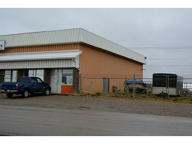 Main Photo: 10542 ALASKA Road in Fort St. John (Zone 60): Fort St. John - City SE Commercial for lease : MLS®# N4507067