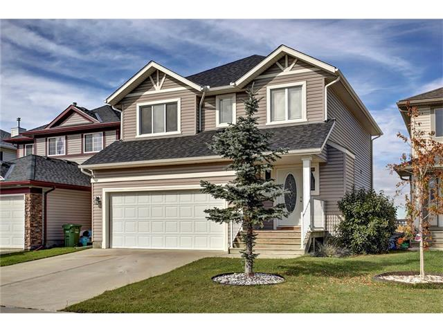 Main Photo: 788 Luxstone Landing SW: Airdrie House for sale : MLS® # C4083627