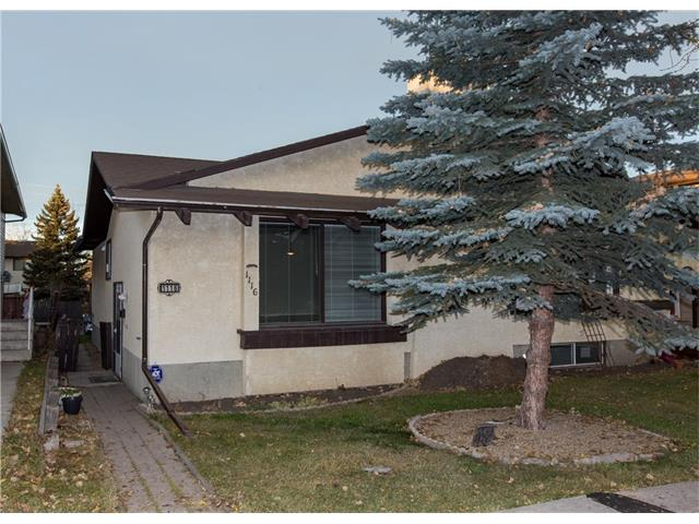 Main Photo:  in Calgary: House for sale : MLS® # C4088461