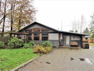 "Main Photo: 6908 GLOVER Road in Langley: Salmon River House for sale in ""Milner"" : MLS® # R2221559"