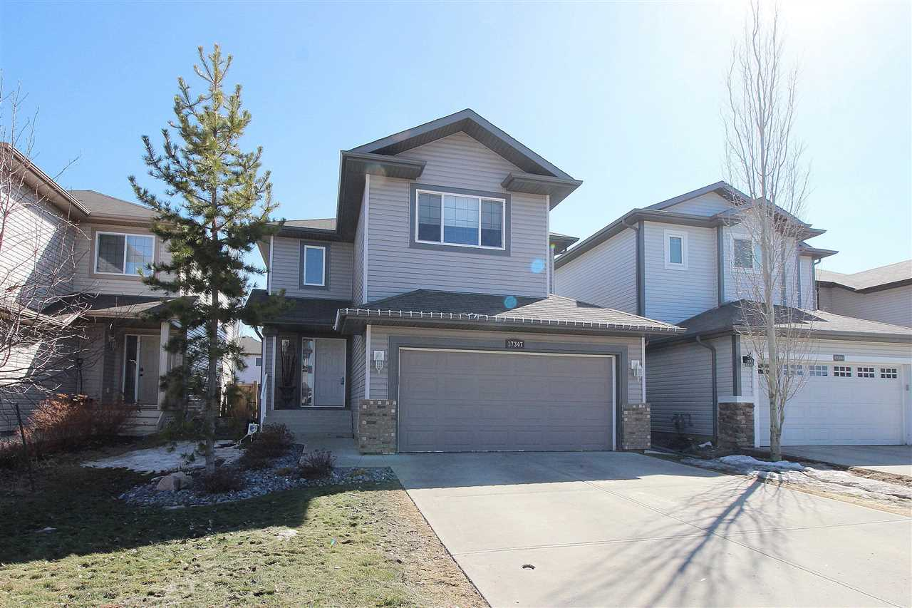Main Photo: 17347 7A Avenue SW in Edmonton: Zone 56 House for sale : MLS®# E4107010