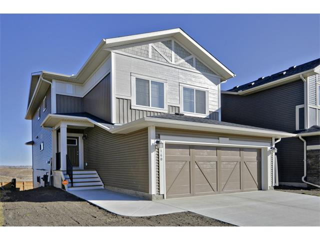 Main Photo: 140 FIRESIDE Place: Cochrane House for sale : MLS® # C4004650