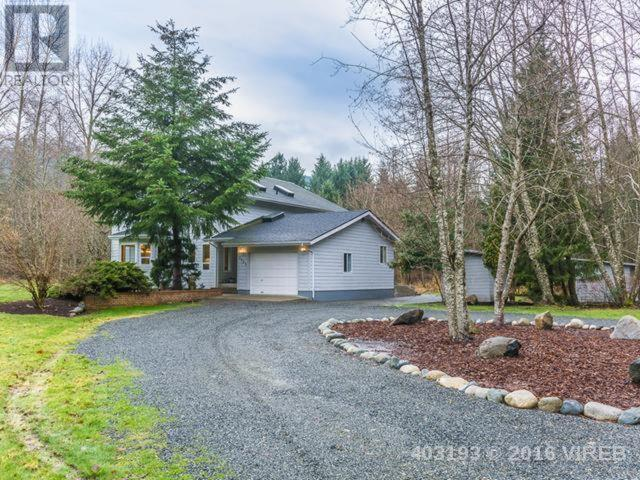 FEATURED LISTING: 3325 Durnin Road Nanaimo