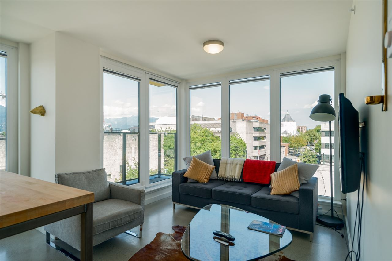 Main Photo: 802 150 E CORDOVA STREET in Vancouver: Downtown VE Condo for sale (Vancouver East)  : MLS®# R2191159