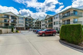 "Main Photo: 418 2678 MCCALLUM Road in Abbotsford: Central Abbotsford Condo for sale in ""Panorama Terrace"" : MLS®# R2281544"