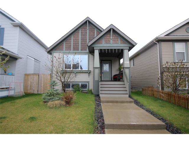 Main Photo: 496 EVERMEADOW Road SW in Calgary: Evergreen House for sale : MLS®# C4012398