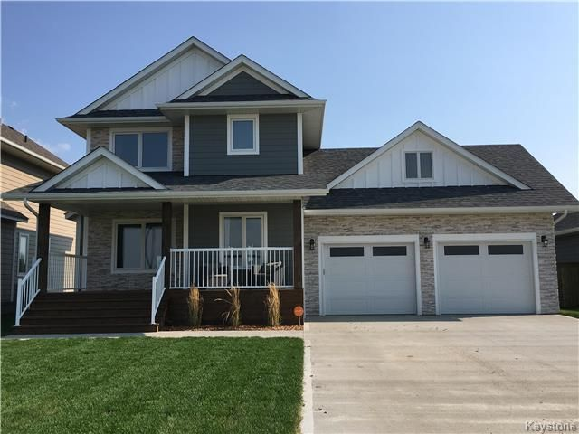 Main Photo: 53 Wyndham Court in Niverville: Fifth Avenue Estates Residential for sale (R07)  : MLS®# 1803760