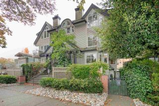 "Main Photo: 1439 WALNUT Street in Vancouver: Kitsilano Townhouse for sale in ""Walnut Point"" (Vancouver West)  : MLS® # R2246625"