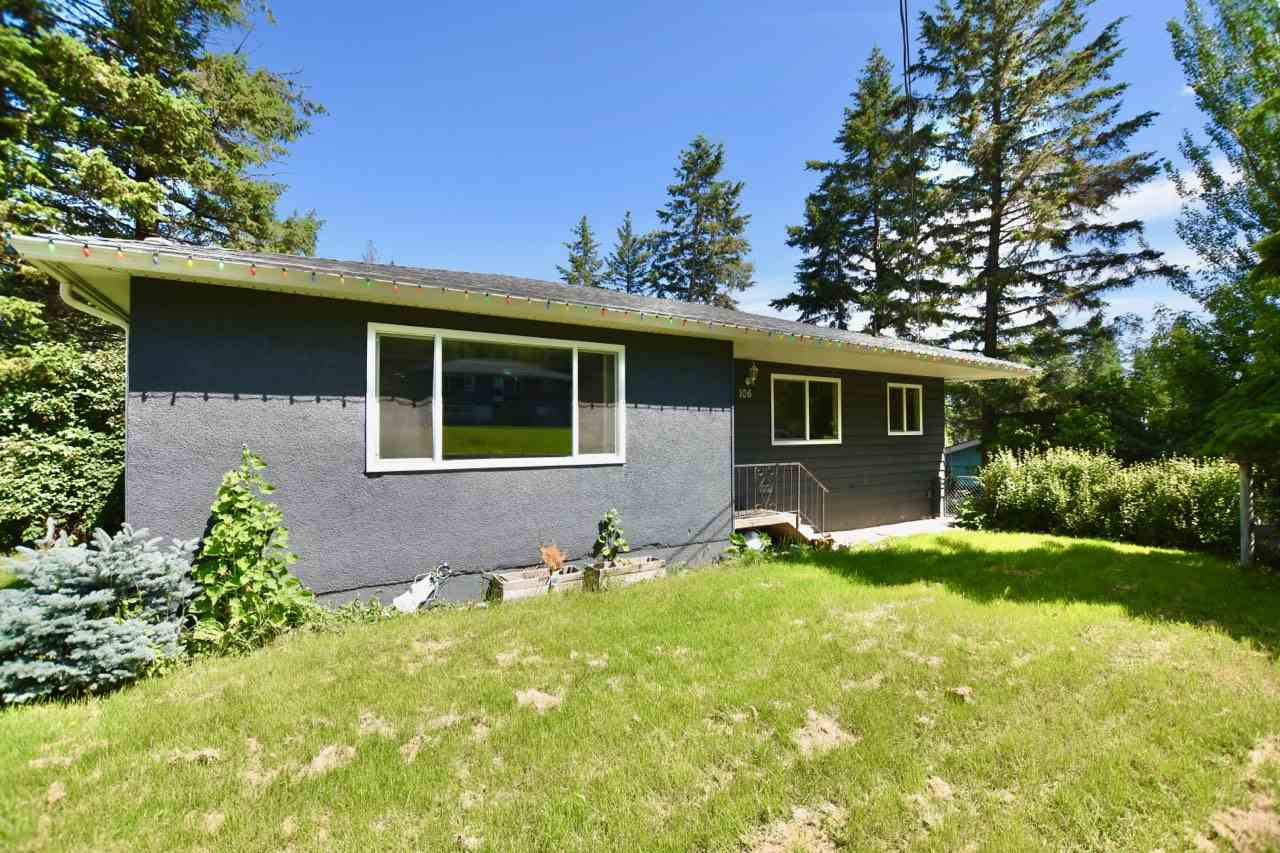 FEATURED LISTING: 106 CONRAD Crescent Williams Lake