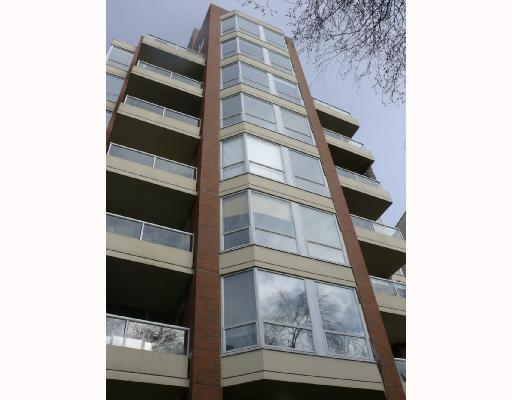 Main Photo: # 602 1935 HARO ST in Vancouver: West End VW Condo for sale (Vancouver West)  : MLS®# V688761