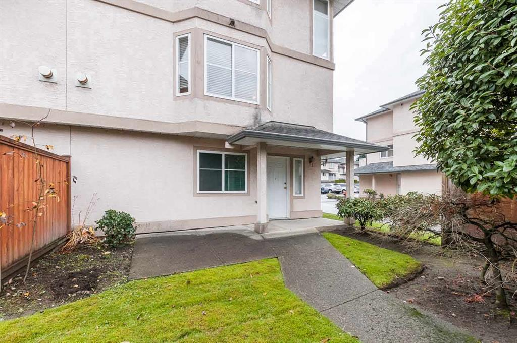 Main Photo: 2 2458 Pitt River Road in Port Coquitlam: Mary Hill Townhouse for sale : MLS®# R2223393