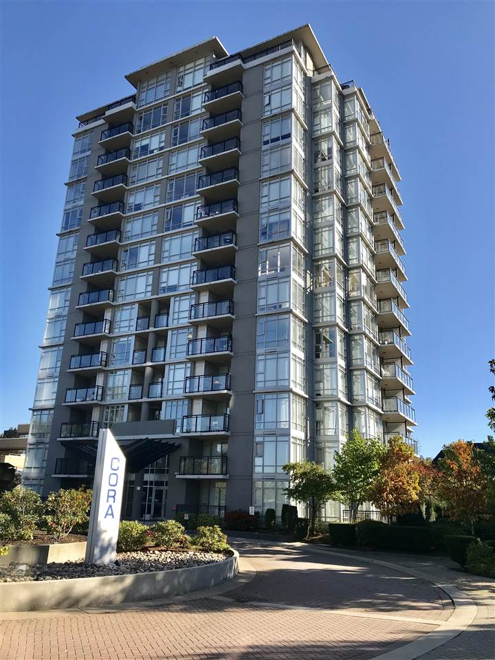 FEATURED LISTING: 801 - 575 DELESTRE Avenue Coquitlam
