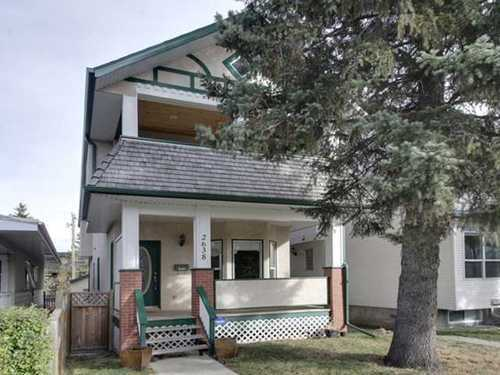Main Photo: 2638 25A Street SW in Calgary: 2 Storey for sale : MLS® # C3541929