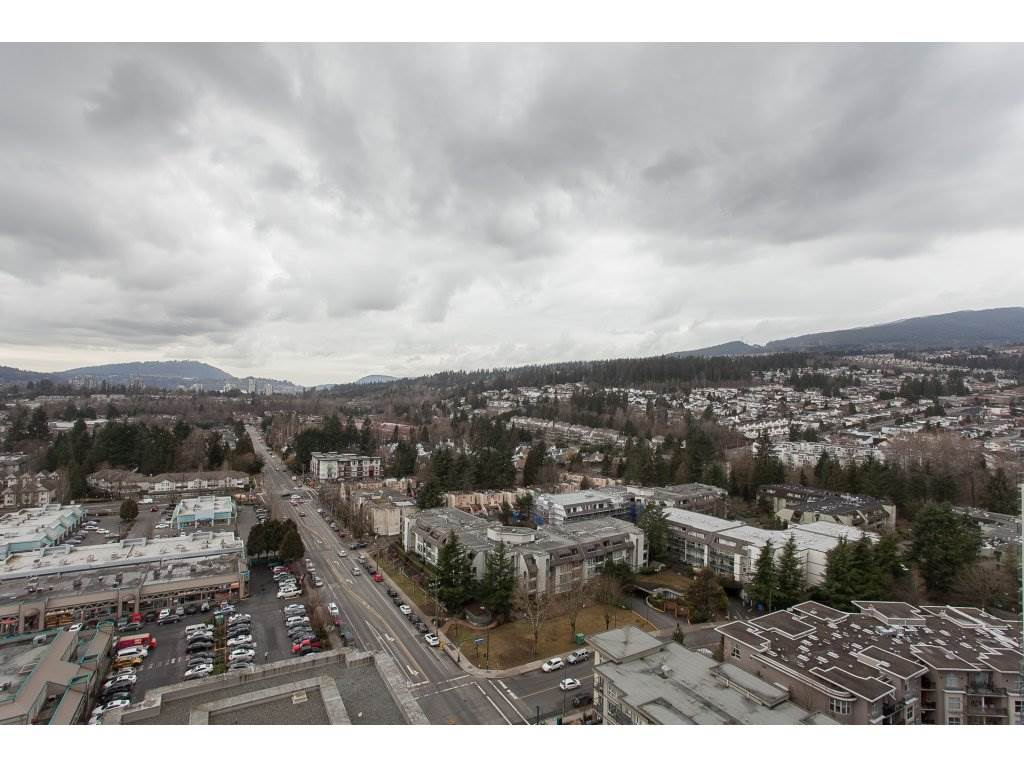"Main Photo: 2202 2968 GLEN Drive in Coquitlam: North Coquitlam Condo for sale in ""Grand Central 2"" : MLS®# R2142180"