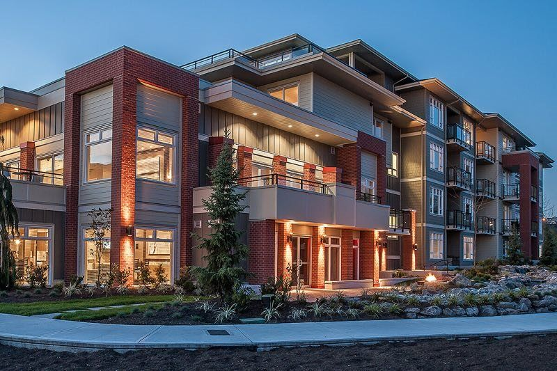 Main Photo: E405 20211 66 Avenue in Langley: Willoughby Heights Condo for sale : MLS®# R2261414