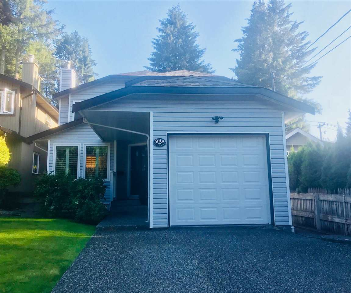 Main Photo: 999 CANYON Boulevard in North Vancouver: Canyon Heights NV House for sale : MLS®# R2297084