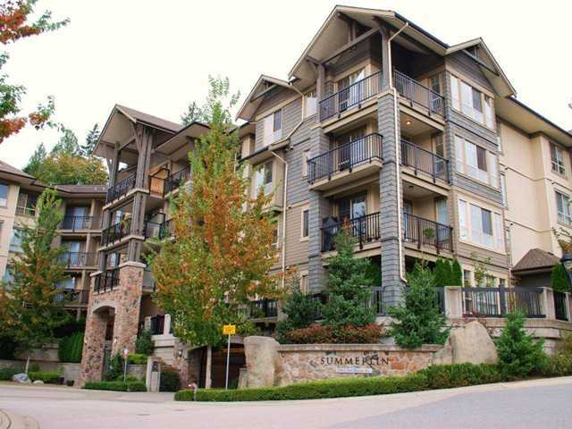 Main Photo: 114 2969 WHISPER Way in Coquitlam: Westwood Plateau Condo for sale : MLS® # V926193