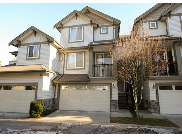 "Main Photo: 16 14453 72ND Avenue in Surrey: East Newton Townhouse for sale in ""SEQUOIA GREEN"" : MLS®# F1326702"