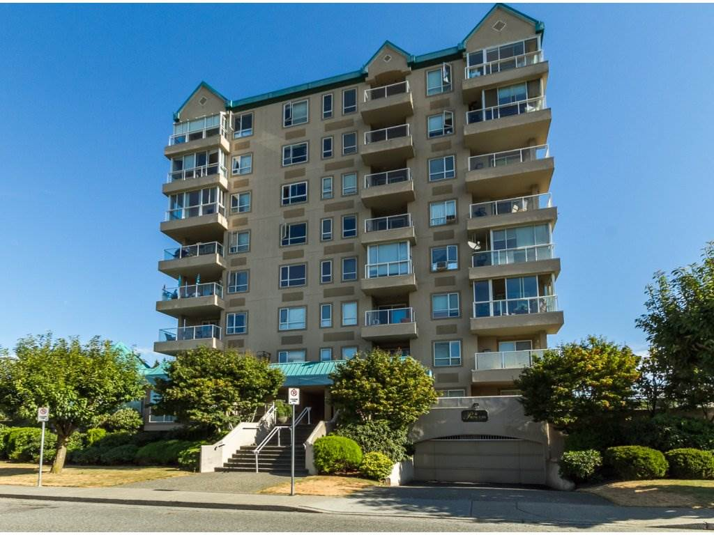 "Main Photo: 602 45745 PRINCESS Avenue in Chilliwack: Chilliwack W Young-Well Condo for sale in ""Princess Towers"" : MLS® # R2102497"