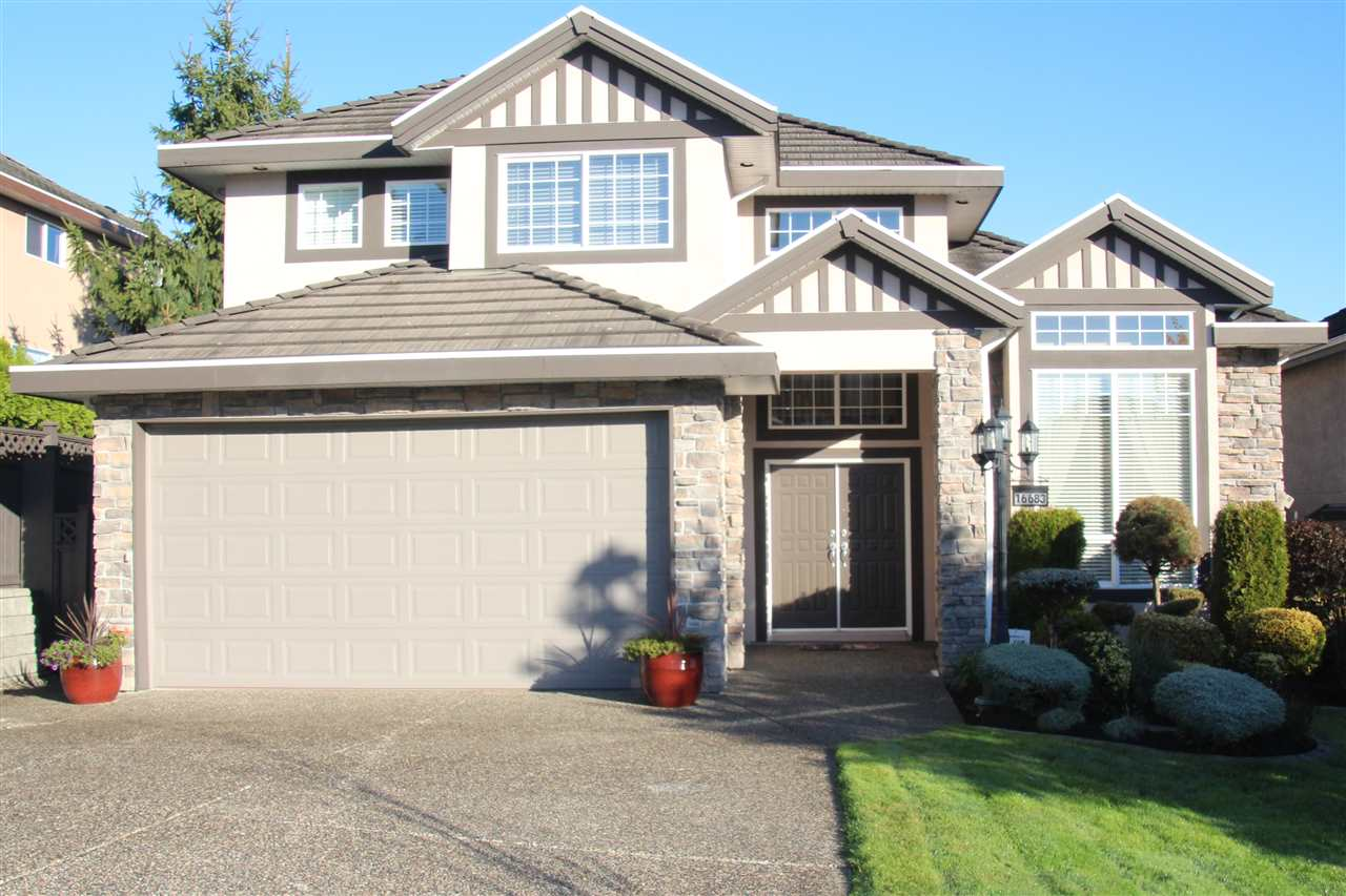 Main Photo: 16683 108A Avenue in Surrey: Fraser Heights House for sale (North Surrey)  : MLS®# R2230263