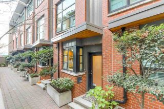 "Main Photo: 1169 W 73RD Avenue in Vancouver: Marpole Townhouse for sale in ""MODA"" (Vancouver West)  : MLS®# R2267069"