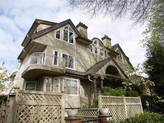 Main Photo: 1453 WALNUT Street in Vancouver: Kitsilano Townhouse for sale (Vancouver West)  : MLS® # R2197205