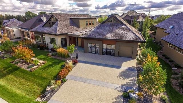 Main Photo: 243 WINDERMERE Drive in Edmonton: Zone 56 House for sale : MLS® # E4082325