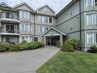 "Main Photo: 307 20881 56 Avenue in Langley: Langley City Condo for sale in ""Roberts Court"" : MLS®# R2297006"