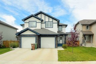 Main Photo: 34 RED TAIL Way: St. Albert House Half Duplex for sale : MLS®# E4120077