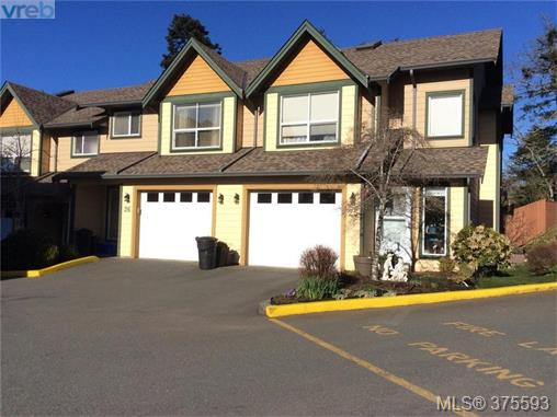 Main Photo: 26 172 Belmont Road in VICTORIA: Co Colwood Corners Townhouse for sale (Colwood)  : MLS®# 375593