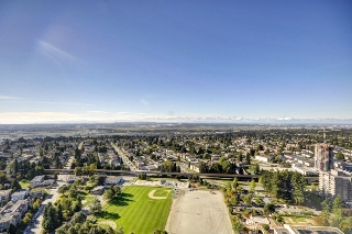 "Main Photo: 4106 4880 BENNETT Street in Burnaby: Metrotown Condo for sale in ""CHANCELLOR"" (Burnaby South)  : MLS® # R2198028"