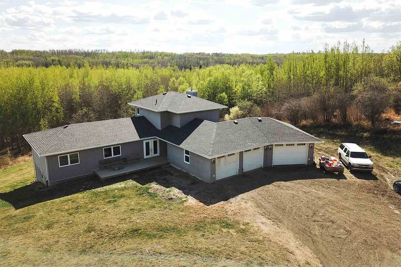 Main Photo: 272031 Twp 473A: Rural Wetaskiwin County House for sale : MLS®# E4095371