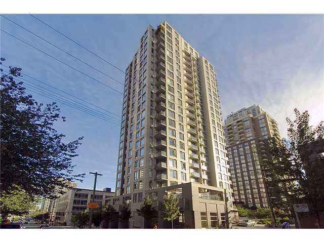 "Main Photo: 2001 1001 HOMER Street in Vancouver: Downtown VW Condo for sale in ""BENTLEY"" (Vancouver West)  : MLS® # V885646"